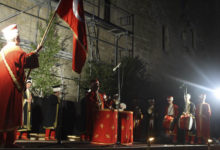 Tänavune lossipäev avati türgi muusika ja tulevärgiga