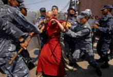 Rahu naeruvääristamine Pekingis