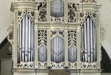 Kihelkonna kiriku oreli restaureerimistööd jätkuvad