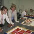 Eelmisel nädalal tegi Muhu käsitööselts Oad ja Eed koos mõne Muhu muuseumi töötajaga uute ideede saamiseks tutvumisreisi mandri muuseumivaramutesse.