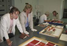 Muhu käsitöölised käisid mandril muuseumivaramuis