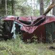 Eile päeval kell 13.42 sõitis Kihelkonna-Lümanda-Tehumardi maanteel, mõne kilomeetri kaugusel Tehumardi ristist välja sõiduauto Dacia Logan.