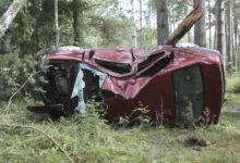 Raske liiklusõnnetus viis kaks inimest haiglasse