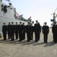 Neljaks kuuks Vahemerele suunduva Kuressaare vapilaeva Admiral Cowani meeskond saab esmakordselt Eestis valge troopikavormi.