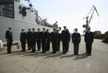 Admiral Cowan saab selga troopikavormid