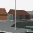 Ruhnu koolimaja eskiisiprojekti võitis Teigar Sova Arhitektid OÜ talukompleksi projekt.