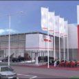 Oktoobris avatava Auriga keskuse juurde valmiv uus Honda autosalong saab esimese Euroopa keskusena au kasutada uut ühtset firma kujundusstiili. Lisaks saadakse esimesena Baltikumis Honda mootorrataste esindusõigus.