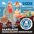 Kuressaare 12. merepäevade raames toimuva saarlaste kokkutuleku tähistamiseks on sellest nädalast müügil erikujundusega kirjamark.