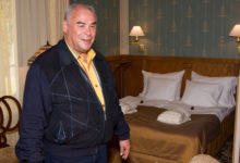 Maestro Eri Klasi teine kodu on nüüd Ekesparre'i hotellis