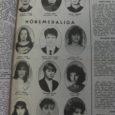 1988. aasta 2. juuli Saarte Hääl avaldas tol aastal keskkooli medaliga lõpetanute nimekirja. Ühtekokku 13 nime. Kui vaadata praegust iga-aastast medalitesadu tundub, et tollal oli medaleid reeglina vähem kui praegu.
