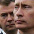 Säärase raske ja poliitiliselt mõnevõrra isegi ohtliku ülesande ees seisavad Venemaal praegu paljud riigitruud ametnikud. Viimase kaheksa aasta jooksul, mil riigi presidendiks oli Vladimir Putin, rippusid tema portreed praktiliselt kõigi Vene riigiametnike kabinettides. Nii oli see Kremlis kui ka kõige väiksemate linnade valitsusasutustes.  Teatud mööndustega võis kõigest sellest ka aru saada – erinevalt Eestist, kus ka võib riigiametnike kabinettides tihti riigipea paraadülesvõtet kohata, annab Venemaa põhiseadus presidendile suure võimu: Venemaal on president kõige tähtsam ülemus ning subordinatsioon nõuab, et riigi kõige tähtsama isiku portree ripuks iga ametniku kabineti seinal, otse tema kirjutuslaua taga.