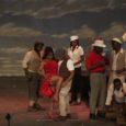 """Saaremaa ooperipäevade tõmbenumber, American Black Opera Broadway etendus """"Porgy ja Bess"""" meelitas kohale hulga rahvast, nii lähemalt kui kaugemalt. Pileteid muretseti soodusmüügi ajal juba varakevadel ning broneeriti varakult praamipileteid."""