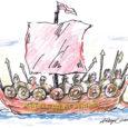 Saaremaa rannakülades lauldi XX sajandi pidudel pikka vana meremeeste laulu, mida kohane meenutada Kuressaare merepäevadelgi.