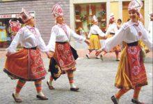 Muhulaste imelised tantsimised Alpides ehk 45. Europeade