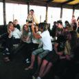 Möödunud neljapäeval kogunesid Saaremaale Sõrve turismitallu 49 Eesti, Läti, Leedu ja Poola noort kurti. Tegu on üheksapäevase noortevahetusega, mis toimub juba kolmandat korda.