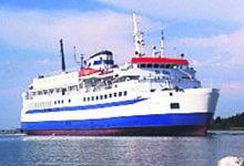 Laevaliiklus Rohuküla–Heltermaa liinil oli eile hommikul häiritud