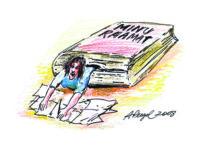 Kui õige kirjutaks raamatu…