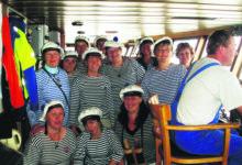 Saarlastest rahvakultuurijuhid käisid üleriigilises suvekoolis