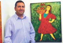 Gruusia värvide maailm Raegaleriis