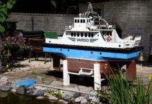 Laevakompanii müüs kaks vana parvlaeva vanarauaks