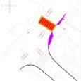 Kuressaare Lossi tänavale ehitatakse linna esimene kõrgendikul asuv ülekäigurada, mille üks eesmärke on kesklinna suunduva liikluse rahustamine.
