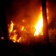 Ööl vastu esmaspäeva toimus Kuressaare–Kuivastu maanteel liiklusõnnetus, mille tagajärjel teelt välja sõitnud ja vastu puud põrganud sõiduauto süttis. Avariisse sattunud sõidukijuhi aitas põlevast autost välja mööda sõitnud bussi juht.