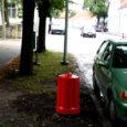 Seni põhiliselt Hollywoodi filmidest tuttavaid tänavaäärseid punaseid tuletõrjehüdrante tekib iga nädalaga järjest juurde ka Kuressaares.