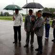 Kui põllumehed kurdavad, et liigne vihm rikub viljasaagi, näitavad ka ametlikud andmed, et nii vihmast augustit pole nähtud enam kaua.