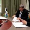 Tallinn–Kuressaare lennuliini teenindamise uue lepingu allkirjastamisel lubasid lennufirma Estonian Airi juhid eile klientidele uut kvaliteeti ja tõotasid viia Kuressaare maailma lennunduskaardile.