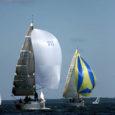 Nõrgas tuules laupäeval sõidetud Abruka regatiga selgusid selleaastased Saaremaa karikavõitjad avamerepurjetamises. Kumbki karika üldvõitja viimasel etapil võitu maitsta ei saanud. Mõlemad üldvõitjad, Karina ja Katariina Jee, pidid Abruka regatil leppima teise kohaga.