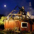 Seni teadmata põhjustel süttis Leisi vallas eile öösel elumaja. Inimesed tulekahjus õnneks kannatada ei saanud.