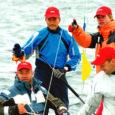 Saaremaa Merispordi Seltsi purjetajad Kaarel Kruusmägi ja Karl Kolk tulid Eesti meistriks purjetamise Match Race distsipliinis.