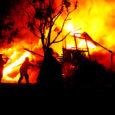 Kolmapäeva õhtul põles Kuressaare lähedal E-Laube OÜ puidutööstuse territooriumil asuv ladu, päästjad hoidsid ära tule leviku tootmishoonele. Esialgsel hinnangul põhjustas põlengu lahtine tuli.