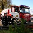 Uus Saaremaa Scania-päästeauto ristiti reedel pidulikult Barbaraks. Sama nime kannavad kõik selle partii põhiautod.