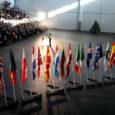 Eile avati Kuressaare spordihoones Euroopa hotelli- ja turismikoolide assotsiatsiooni aastakonverents, mille raames võistleb üle kolmesaja õpilase 32 riigist söögitegemise, hotellinduse ja turismikorralduse kutseoskustes.