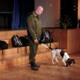 Kolmapäeval kella kahest alates liikusid Kuressaare gümnaasiumis ringi piirivalvurid ja narkokoerad.