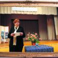 Reedel tähistas Pöide valla keskuses rahvamajas oma 90. sünnipäeva Tornimäe raamatukogu.