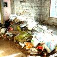 Viimase poole aasta jooksul on nii linnaelanikele kui ka linnavalitsuse ametnikele peavalu valmistanud Kuressaare kesklinnas asuval Lasteaia tänav 8 krundil valitsev korralagedus.