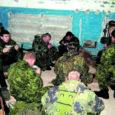 Läinud nädalavahetusel pidas Kaitseliidu Saaremaa maleva võitlusgrupp Karujärve piirkonnas õppusi, et harjutada lahinguoskusi.