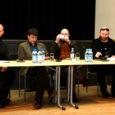 Saarlastest kirjandushuvilised said üleeile selge pildi, et Karl Martin Sinijärv, Jürgen Rooste, Andrei Hvostov ja Andreas Nestor ei ole mitte üksnes sõnaosavad kirjamehed, vaid ka sama osavad humoorikad jutumehed.