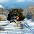 Kui keegi aastal 2009 Kuressaare linna jaanikule satub, siis võiks meelde tuletada, milline lumine ilm oli novembrikuu viimasel teisipäeval. Sest just sel päeval toodi Kuressaarde kohale suurem osa jaanitule materjalist.