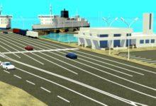 Virtsu sadamahoone valmib 2009. aasta juuni alguseks