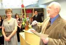 Auväärses eas Valjala raamatukogu asub nüüdsest uhkeis ruumides