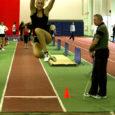 Nädalavahetusel toimusid Kuressaare spordikeskuses maakonna koolinoorte meistrivõistlused sisekergejõustikus. Võistlemas oli ka selle aasta Eesti parim kergejõustiklane A-klassi neidude seas – Linda Treiel. Võistluste tulemused ilmuvad järgmisel spordiküljel.