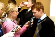 Politsei pani koolilapsed puhuma