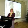 Reedel, 12. detsembril toimus Lümanda põhikoolis lauluisa Gustav Ernesaksa sajandale sünniaastapäevale pühendatud tund. Tunni kogu koolile oli ette valmistanud muusikaõpetaja Karin Pulk (pildil).