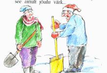 Silmakirjalik jõuluaeg – või tundub nii?