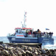 Saare maavalitsus kavatseb Ruhnu saare ja Saaremaa vahelise laevaliini riigihanke läbiviimise delegeerida enda õlult Ruhnu vallale.
