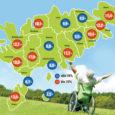 Eilne Eesti Päevaleht avaldas graafiku puudega elanikkonna osakaalust Eesti omavalitsustes. Selle järgi on Saare maakonna valdadest kõrgeim puudega inimeste protsent Kärla vallas, mis on seletatav seal asuva Sõmera hooldekoduga. Teistes valdades on protsent veidi üle või veidi alla kümne protsendi, väikseim on puudega inimeste protsent Ruhnus.