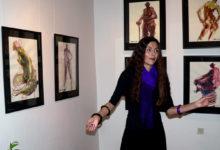 Anna Litvinova-Merilo tõi Mehhiko kuumad rütmid Raegaleriisse
